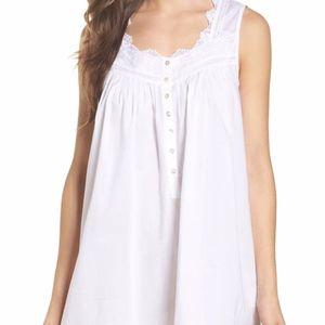 Eileen West Lawn Ballet cotton Nightgown NEW
